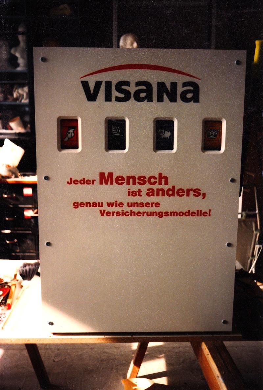 Visana-Spiel-Einarmiger-Bandit