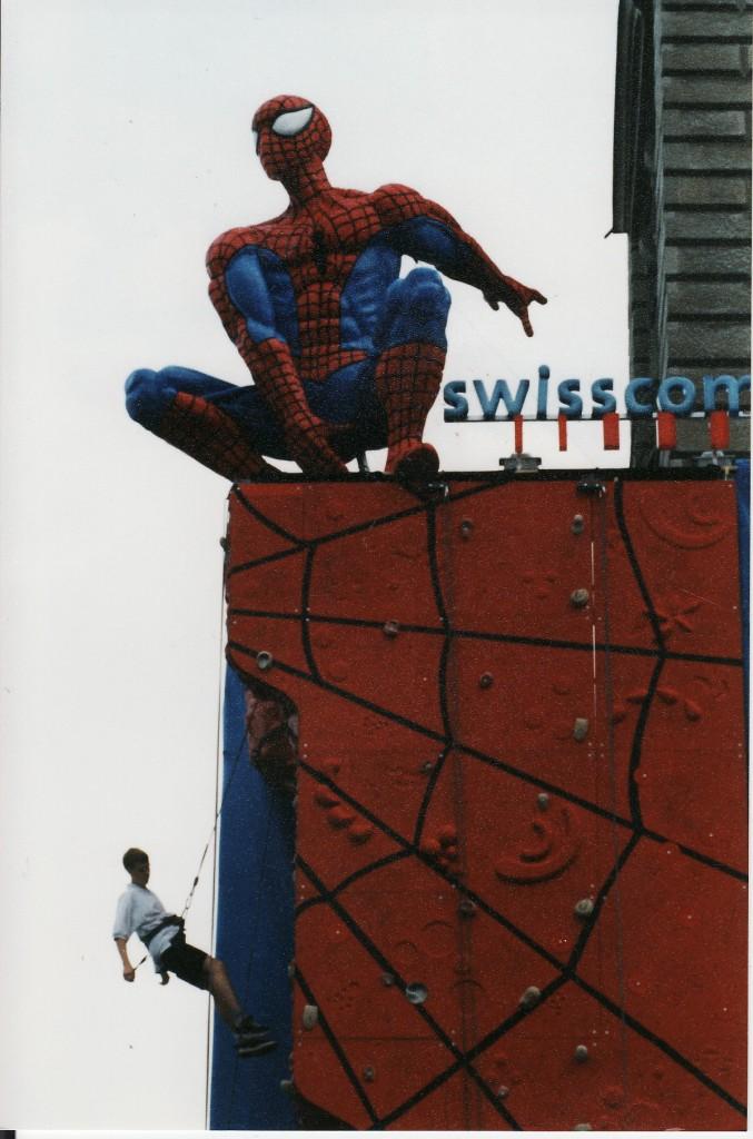 IMG_Spiderman Swisscom-Event
